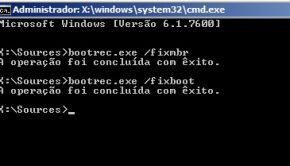 Recuperar / Restaurar BOOT Windows Vista / 7 img 5