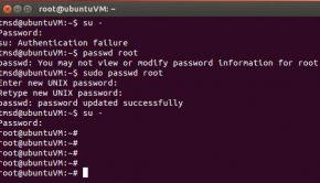 Adicionar o utilizador root no Ubuntu 12.04