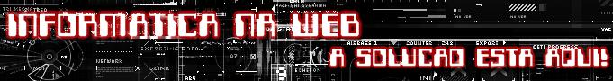 Informática na Web logo