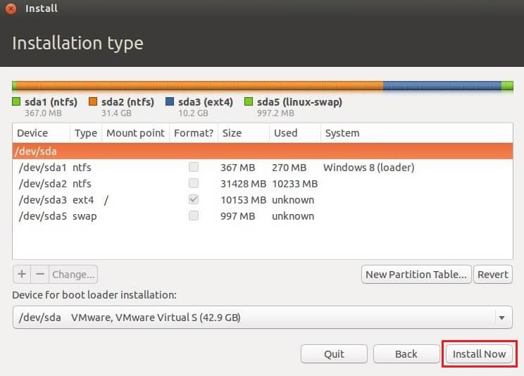 Instalar_windows8_ubuntu_mesmo_disco_8