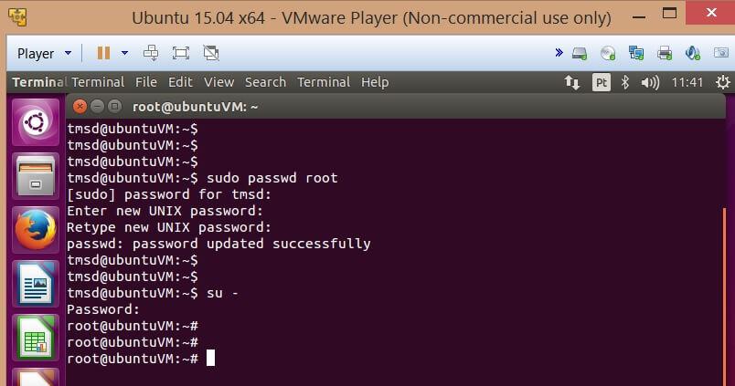 Root User Passwd Ubuntu 1