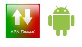 APN Portugal, tarifa diária vodafone e aditivos em Android Principal